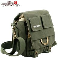 Floodwood camera bag male canvas bag outdoor travel mountaineering bag camping women's handbag