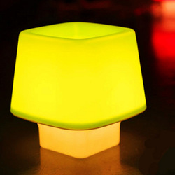 Brief fashion bedside table lamp multicolour lamp decoration small night light(China (Mainland))