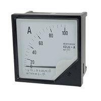 Vertical Screws Mounting Panel AMP Ampere Meter Gauge AC 0-100A Free shipping