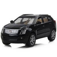 ISI 1:32 Cadillac Pull-Back Toy Car CADILLAC SRX SUV Acousto-optic version