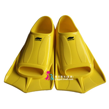 Silica gel submersible diving fins flipper submersible short fins submersible snorkeling triratna