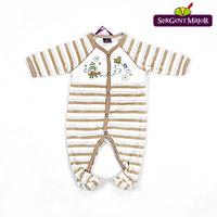Infant velvet clothing newborn bodysuit romper newborn baby jumpsuit