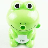 Right hand 0664 pencil machine/ pencil sharpener / cartoon frog LOTTE