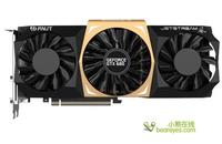 Original Palit GeForce GTX 680 JetStream card  three fan