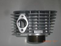 Loncin engine accessories cbd250 engine block body silvery white