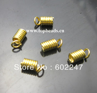 300pcs Gold Jumpring, Springs connectors Wholesales