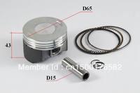 Loncin engine accessories cbd250 piston ring