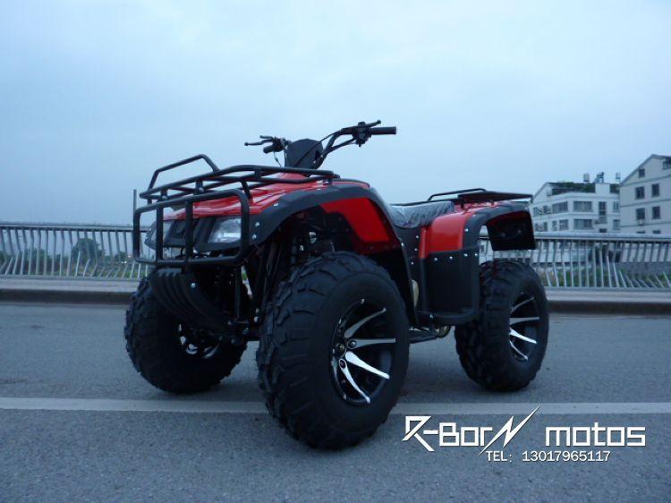 12 aluminum alloy rim chain zongshen 250cc 10304.43 atv beach motorcycle big hummer(China (Mainland))