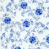 GAM74-1 Flower Pattern WATER TRANSFER Printing Film Tooth Brush Holder Width 100CM
