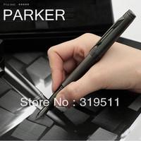 Fountain pen parker black ink pen rose gold titanium 18k fountain pens