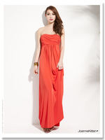 colorful elegant evening dresses, party evening dress,long evening dress
