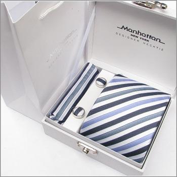 Popular 2010 measurement , quality gift box set casual silk tie , l-777