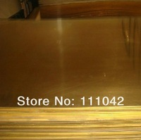 100*100*1mm, Brass plate,Thin copper,Metal parts,5pcs