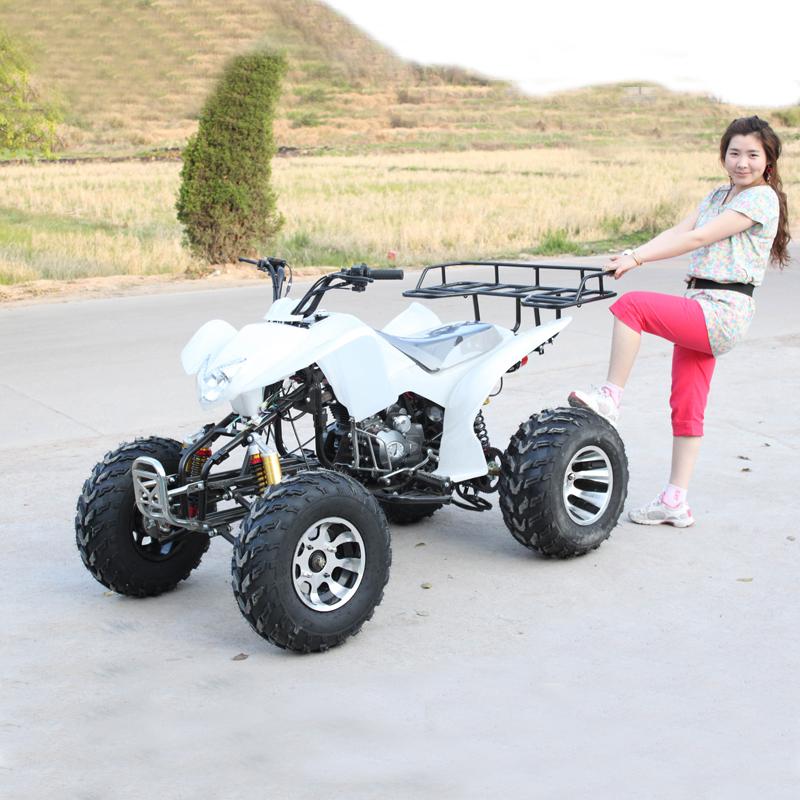Zongshen atv 150cc luxury aluminum wheels mini motorcycle(China (Mainland))