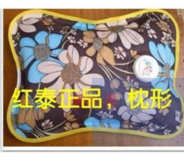 8802 electric hot water bottle pillow case hot water bottle electric heater water(China (Mainland))