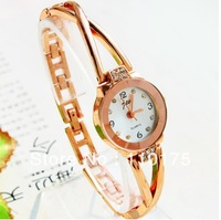 10pcs/lot   free shipping    Fashion design strap watch with crystal that glittered Mother's Day Gift Watches Luxury  watch