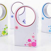 Handheld mini hand-held fan usb fan battery portable