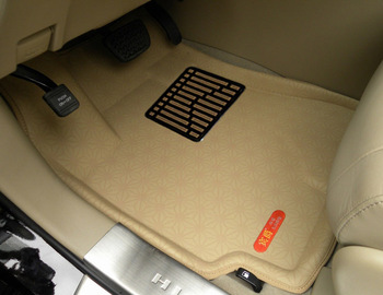 CABBEEN special car auto 3d three-dimensional mat waterproof 3 qau clean simple