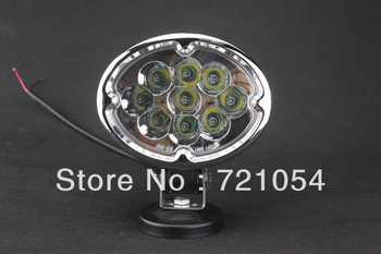 FOR JEEP 27W LED Work Light 2150 Lumen Offroad Driving Lamp,  10-30V DC IP67 FLOOR BEAM cree free shipping