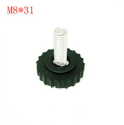 Adjustable furniture screw , adjustable furniture leg M8*31(China (Mainland))