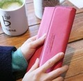 Vintage casual 2013 women's long design wallet clutch cosmetic card holder women's handbag Free shipping