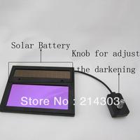 Solar auto darkening welding filter of the welder mask/goggles welding helmet/welder cap for TIG MMA MIG MAG welding