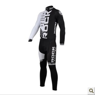Free shipping!Star constant long-sleeved cycling jerseys Set / Bicycle Spring and Autumn thin fitted long sleeve cycling suit(China (Mainland))