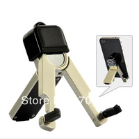 Portable Folding Mini Smartphone Holder Stand  for iPhone, iPod, Samsung, HTC, and Others