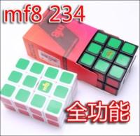 Black White mf8 Full Function 2x3x4 234 Magic Cube Twist Puzzle Toys Brain Teaser
