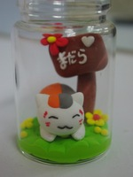free shipping Cat handmade diy clay finished product gift  birthday  present