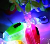 Luminous bowling keychain bottle light-up toy keychain yiwu commodity