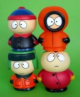 NEW 4pcs South Park figure Piggy Bank money box