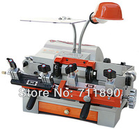 WENFU 100F key cutting machine.locksmith tool parts.duplicated key machine