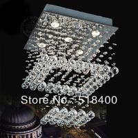 New Name Brand Modern Luxury Bedroom Drawing Room Dining Room Hall Crystal Pendant Chandelier lamp 500*500*700mm