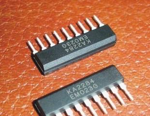 KA2284 SIP-9 AN6884 6884 5 DOT LED LEVEL METER DRIVER Circuit , NEW IC