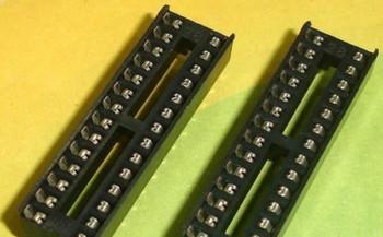 28 PIN 28 PIN DIP DIL IC SOCKET connector narrow