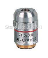 New 4X Plan Achromatic Microscope Objective Lens