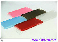 Free Shippig by DHL,100pcs/lot!! 0.3mm Ultra Thin Case for iPod Touch 4/5 Cover Case,Cell Phone Protective Case