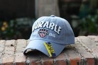 Durable baseball cap male women's summer hat fashion lovers sun-shading sunscreen