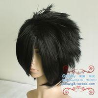Naruto ninja natural - black cos wig