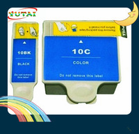 Free shipping 10 Compatible InkJet Printer Ink Cartridge for Kodak 10 ESP-3/5/7/9 EASYSHARE 5100/5300/5500/3250/5250