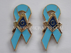 Masonic lapel pins,Masonic jewels, Masonic Breast Cancer Awareness Pin(China (Mainland))