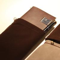 Travelers notebook genuine leather travel notebook storage bag packaging bag