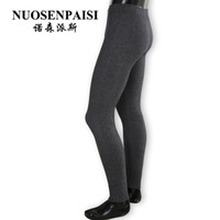 2013 men's women's thick cashmere wool pants warm pants