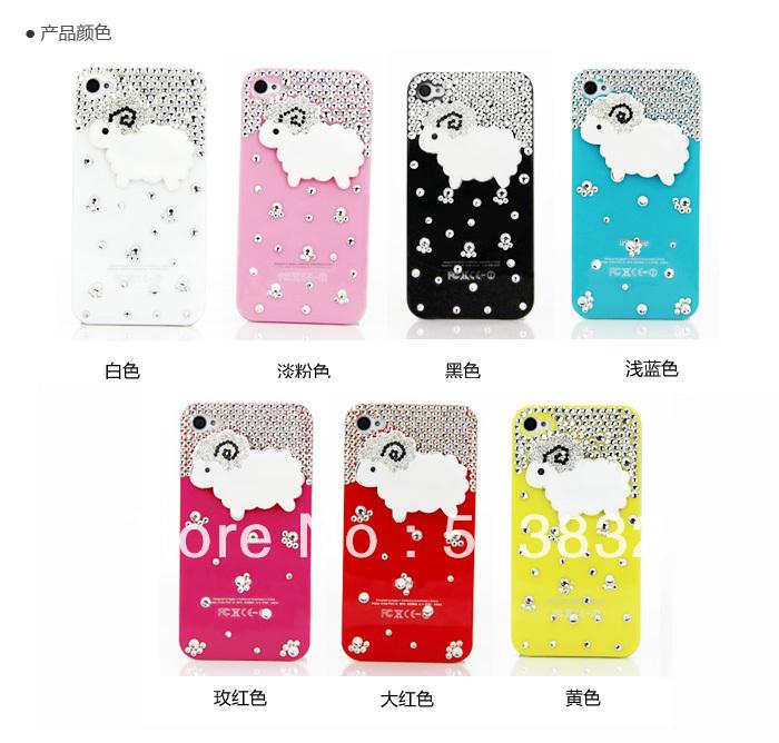 Чехол для для мобильных телефонов Other Bling iphone 4 4S OEM клавиатура для мобильных телефонов oem 10 iphone 4 4s
