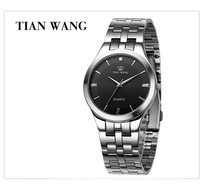 New arrival king of the table casual quartz watch lovers table black mens watch gs3522s
