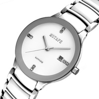 60 white ceramic Women watch lovers table fashion table mens watch fashion watch female