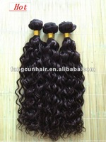 virgin Brazilian remy curly hair extension