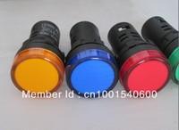 hight quatitly AD11-22/21 41 pilot lamp 12V 24V 220V red blue green yellow