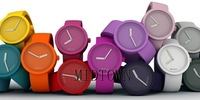 O clock watch multicolour ss1 series candy color ladies watch mens watch